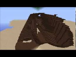 Minecraft Titanic Sinking Download by The 1st Ever Lusitania Wreck In Minecraft Minecraft Project