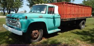 1966 Ford F Series Grain Truck | Item J6472 | SOLD! Septembe...