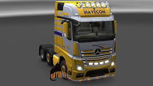 MERCEDES BENZ NEW ACTROS HAVECON SKIN 1.24 | ETS 2 Mods - Euro ... Volvo Vnl 670 Royal Tiger Skin Ets 2 Mods Truck Skins American Simulator Ats Kenworth T680 Truck Joker Skin Skins Ijs Mods Squirrel Logistics Inc Hype Updated For W900 Scania Rs Longline T Fairy Skins Euro Daf Xf 105 By Stanley Wiesinger Skin 125 Modhubus Urban Camo Originais Heavy Simulador Home Facebook