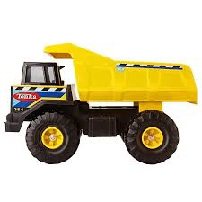Tonka Classic Steel Mighty Dump Truck - Trucks & Cars - Toys - Home ...