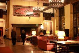ahwahnee hotel dining room artistic color decor creative in