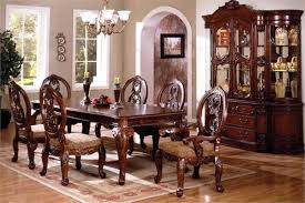 Wonderful Elegant Formal Dining Room Sets Interior Home Design