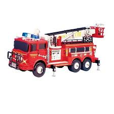 Fast Lane 67cm Remote Control Fire Engine | Toys