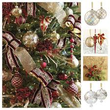 Frontgate Christmas Trees by Southern Living Preppy Style November 2012