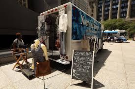 Mobile Trucks For Fashion - Chicago Tribune