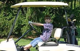 Golf Cart Accident Lawyer FL - Law Office Of Reese Harvey