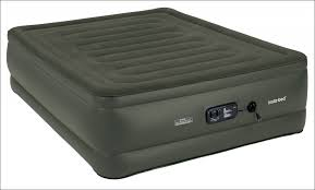 Serta Perfect Sleeper Air Mattress With Headboard by Bedroom Amazing Corner Shelf Ikeacostco Air Mattress Camping