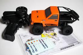 100 Micro Rc Truck First Impressions ECX Barrage 124 RC Crawler