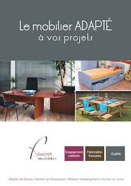 catalogue mobilier de bureau calaméo catalogue 2016 adapei 64 mobilier