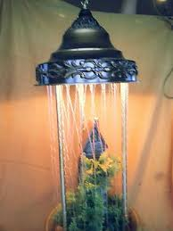 Hanging Swag Oil Rain Lamp by Vintage Oil Rain Lamp Old Grist Mill Hanging Swag Lamp Works