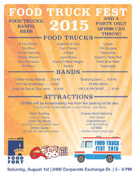 Food Truck Festival – Food Fort Columbus