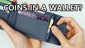 the best slim wallet bellroy coin fold youtube
