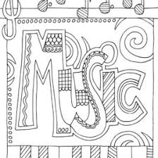 17 Best Images About Music Coloring Sheets On Pinterest