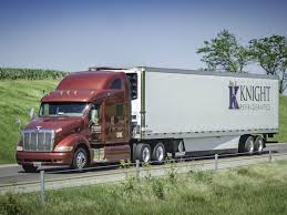 100 Knight Trucking Company Transportation Inc NYSEKNX Swift Stock Has Room