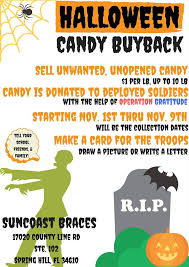 Donate Leftover Halloween Candy To Our Troops by What To Do With Leftover Halloween Candy Donate Earn Cash And