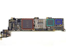 Apple A6 processor tear down