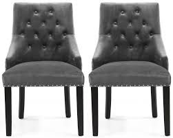 Shankar Camberwell Grey Brushed Velvet Tufted Studded Accent Dining Chair  (Pair) Skyline Fniture Tufted Ding Chair In Velvet White Room Chairs Sale Balthazar Leather Linen Set Of 2 Back Nailhead Trim Inspired Home Ashton Non Twill Metal Gray At Pottery Barn Diamond Sofa Nolan Leatherette On Charcoal Powder Coat Frame Gramercy Dark Grey Safavieh Mcr4701cset2 Milo 4 By Tallback Natural Fabric Christopher Details About 4x Beige High Upholstered Button Rockefellar Pu Or Square Arms Chrome Gold Jessica Charles Sebastian 1901t