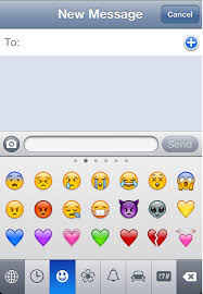 How to Emoji Emoticons on your iPhone 6 iPhone 5 iPhone