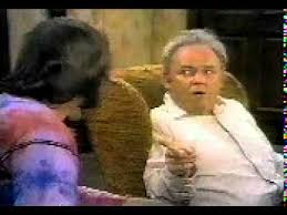 Archie Bunker Chair Quotes by All In The Family Meathead Youtube
