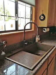 Top Mount Farmhouse Sink Stainless by Top Mount Farmhouse Kitchen Sink Single Bowl Apron Farmhouse