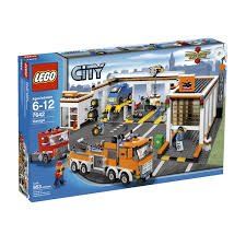100 Lego City Tow Truck Garage For Austin City Sets City Garage