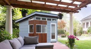 Amazing Modern Prefab Sheds And Studios | The Urban 360 14 Inspirational Backyard Offices Studios And Guest Houses Best 25 Office Ideas On Pinterest Outdoor Garden Shed Inhabitat Green Design Innovation Architecture Awesome Modern Office Fniture Simple Full Prefab The Combs Family Opted For Two Modernsheds Cluding This 12 By Interface Spacehome Trends Great The Images Interior Decor Great 18 Sheds For Your Allstateloghescom Pods Workspaces Made Image Why Home Should Be In Studio Kid Work Area Music
