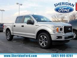 New 2019 Ford F-150 XL Crew Cab Pickup In Wilmington #T19111 ...