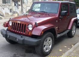 100 4 Door Jeep Truck Wrangler JK Wikipedia