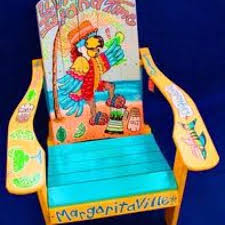 Custom Painted Margaritaville Adirondack Chairs by 109 Best Adirondack Chair Love Images On Pinterest