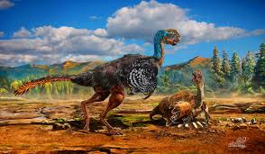 An Artist Impression Of Huanansaurus Ganzhouensis Image Credit Chuang Zhao