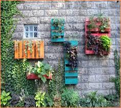 Garden Wall Decor Ideas Butterfly Outdoor Diy