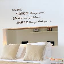 20 Best Bedroom Wall Art Images On Pinterest Ideas Shining Quotes For Teens