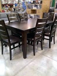 Costco Kitchen Tables Dining Chairs Room Sets Table Unique