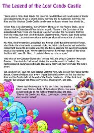 Legend Of Candy Castle 1