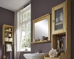 massivholz country badezimmer spiegel