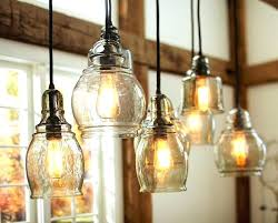 Country Dining Room Lighting Lights Light Fixtures Style