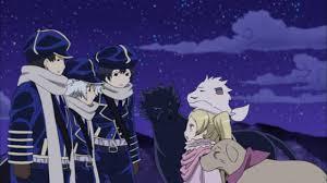 Tegami Bachi Reverse Series Review Lost In Anime