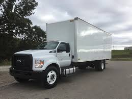 100 24 Foot Box Trucks For Sale 2019 D F650 26 With Photos 44317