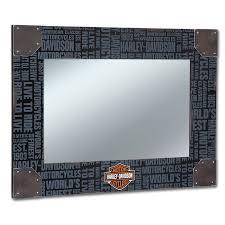 Harley Davidson Home Decor Mirrors