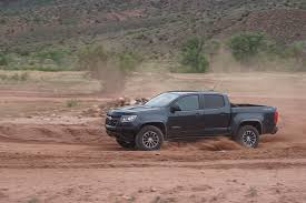 100 Diesel Small Truck CHEVROLET COLORADO ZR2