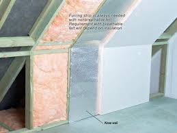 all about insulation and ventilation diy