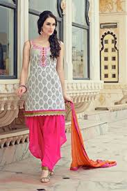 Punjabi Salwar Suits Fashion Design For Women