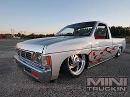 100 Little Shop Of Horrors Mini Trucks Truckin 1989 Nissan Hardbody Truckin N Tuckin Pinterest