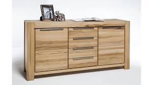sideboard bzw kommode im attraktiven landhausstil geöltes kernbuchenholz zwei türen vier schubladen