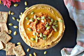 Pumpkin Hummus Recipe Without Tahini by Spicy Pumpkin Hummus U2013 The Lovely Life