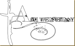 Ash Wednesday Coloring Pages Free On Masivy World Regarding