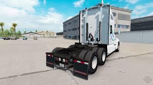 100 John Christner Trucking Skin In The Kenworth Tractor For American