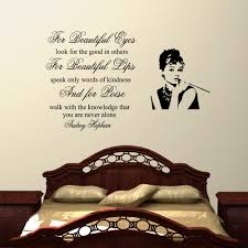 Bedroom Decal Decor Romantic Wall Words For Master And Quotes