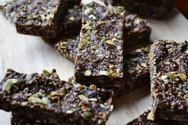 Go Raw Sprouted Pumpkin Seeds Bar by Nourish The Roots Raw Superfood And Seed Energy Bars