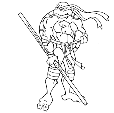 Free Coloring Pages Of Leonardo Not Tmnt
